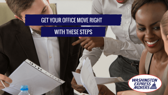 Get Your Office Move Right with These Steps
