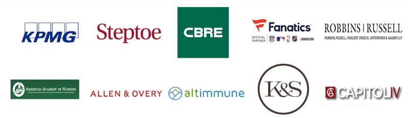 client logos
